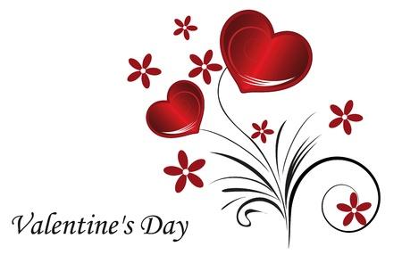 the valentine: Card to Valentine