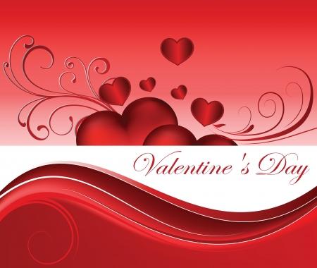 enamoured: Card to St  Valentine  Valentine Illustration