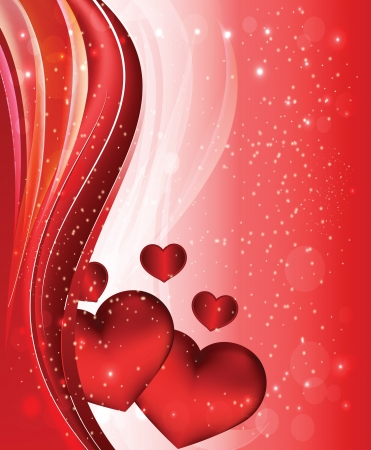 Card to St  Valentine  Valentine Illustration