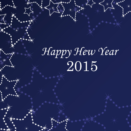 transparence: Abstract New Years background Illustration