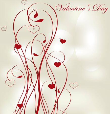 st: Letter to St. Valentine. Valentines Day
