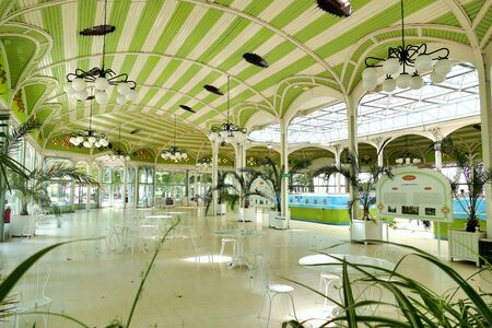 Hall of the Vichy, Allier, France