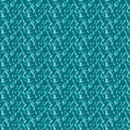 A seamless vector pattern with aqua blue sparkling water surface. Surface print design.