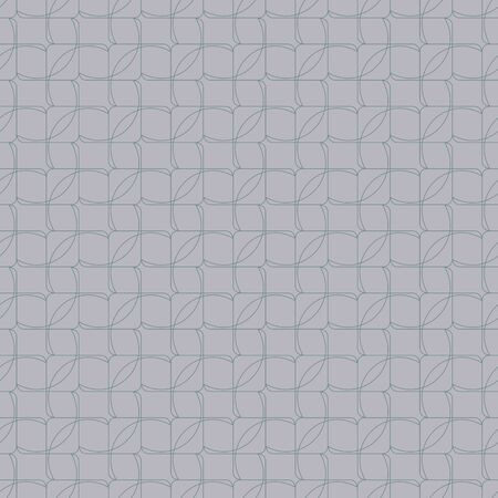 A seamless vector abstract pattern with linear geometric netting in neutral colors. Unisex calm surface print design. Good for business use.