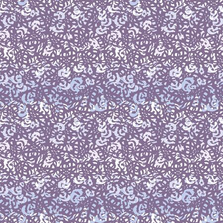 Purple abstract texture seamless vector pattern. Basic surface print design. Great for coordiantes, backgrounds and texturing.