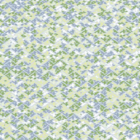Abstract unisex seamless vector pattern in light colors. Surface print design. Great for backgrounds and texturing.