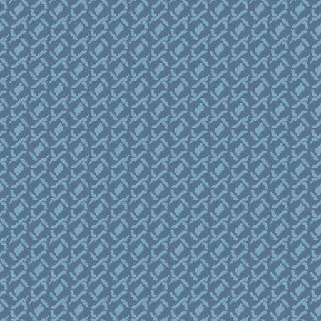Woolen knit sweater seamless vector texture pattern.