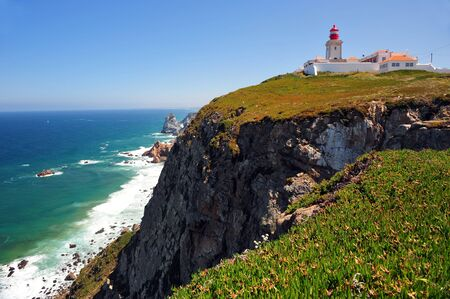 roca: Portugal - Cabo da Roca