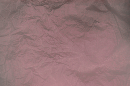 Background of grey and purple color crease and crumpled paper surface