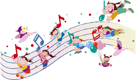 Music and children