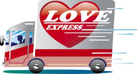Love Express 写真素材 - 106989878