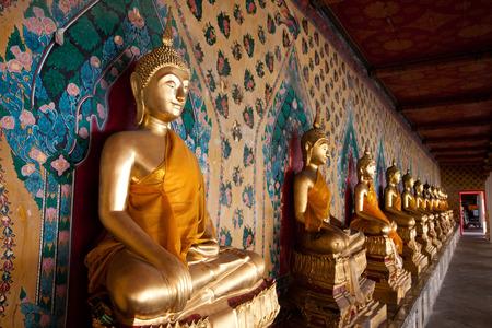 crosslegged: Buddhist icon in sit cross-legged