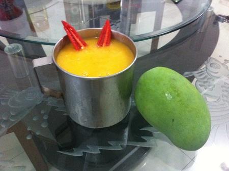 slush: Ice Mango noire chili