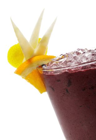 bilberries: Smoothie - Bilberries with Cranberries