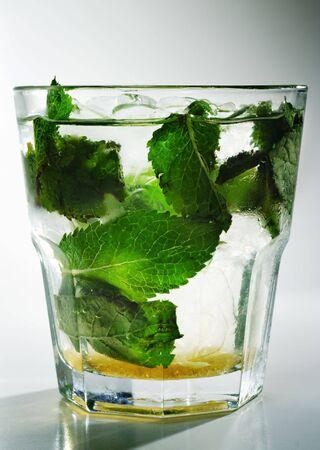 verm�: Cocktail alcoh�lica hechas de Vermouth con la casa de la moneda y la az�car de ca�a