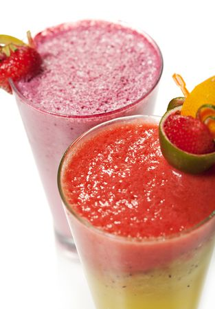 Berries and Fruit Smoothies photo