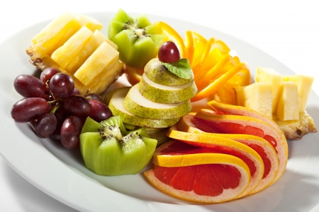 Tropical Fruit Plate photo