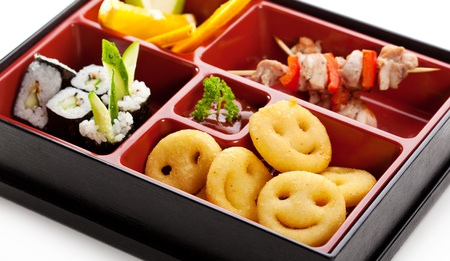 bento: Funny Japanese Meal in a Box (Bento)