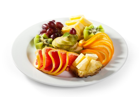 Fruits Dish photo