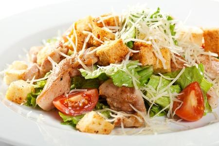 chicken fillet: Caesar Salad