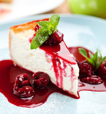 Dessert - Cheesecake Stock Photo - 12466725