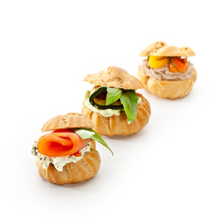 Vegetable Canape photo