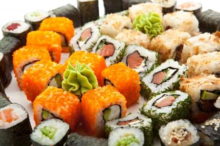 maki sushi: Different Types of Maki Sushi