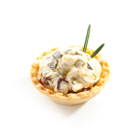 tartlet: Vegetables Tartlet