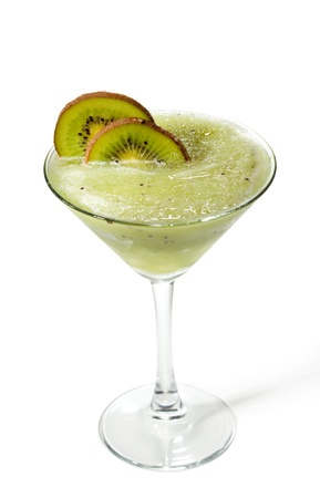 Kiwi Frozen Cocktail photo