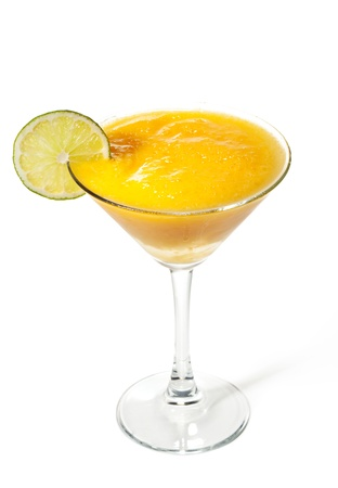 Mango with Apple Frozen Cocktail photo