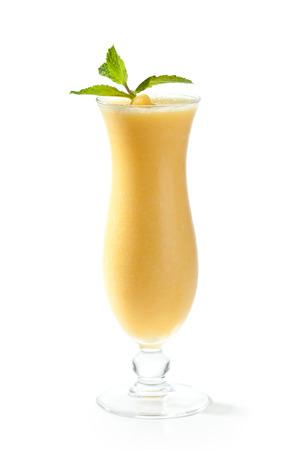 Cocktail Frozen Mango Foto de archivo - 26674414