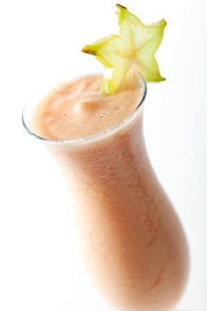 guayaba: Frozen Guayaba Cocktail Foto de archivo