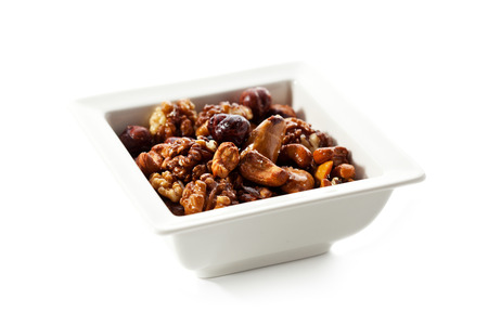spiced: Mixed Fried Nuts
