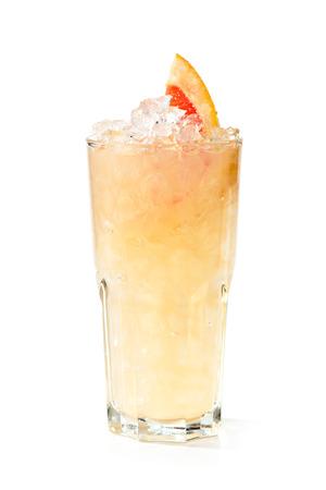 margarita cocktail: Pompelmo Margarita Cocktail Archivio Fotografico