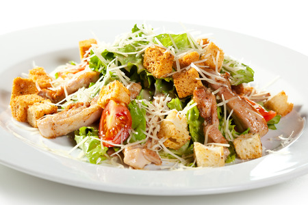 chicken caesar salad: Chicken Caesar Salad