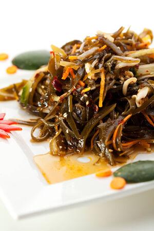 manjar: Cocina China - Seaweed Salad