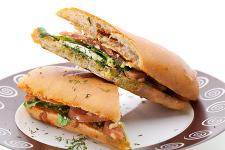 Panini - Traditional Italian Sandwich