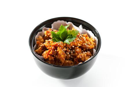 bowls: Tori Karaage - Japanese Fried Chicken