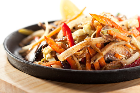 asian style: Asian Style Vegetable Stir-Fry