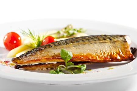 smoked: Smoked Fish with Mashed Potato