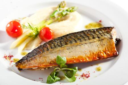 sardine: Smoked Fish with Mashed Potato