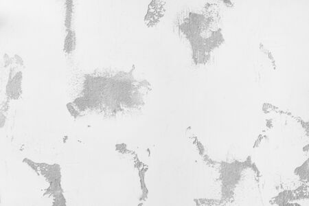 White grunge texture background. Top view, white and gray 스톡 콘텐츠