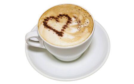 Coffee in a cup(2).jpg Standard-Bild
