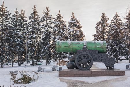 tsar: Tsar Cannon