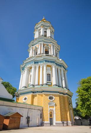 lavra: Church of famous Kiev Pechersk Lavra Monastery, Ukraine