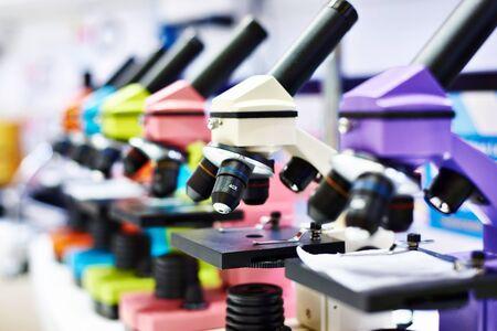 Микроскопы для детей в школе крупным планом