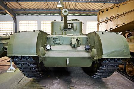 mk: British heavy infantry tank Mk IV (A22) Churchill 1941