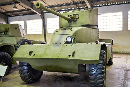 aec: British armoured Car AEC Mk II 1940 Editorial