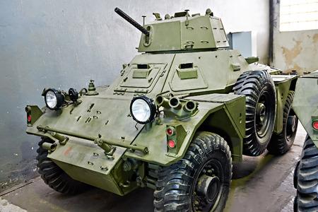 gunfire: Wheeled armoured fighting vehicle Ferret MkII 1949