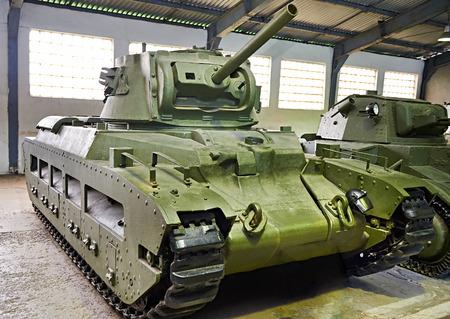 infantry: British tank Infantry Mk.II Matilda III CS. 1938